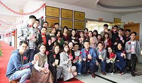 宏扬教育东城校区部分教职工